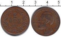 Изображение Монеты Швеция 2 эре 1873 Медь VF