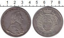 Изображение Монеты Зальцбург 1 талер 1784 Серебро XF