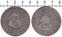 Изображение Монеты Саксония 1 талер 1541 Серебро VF Иоган Фридрих