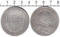 Изображение Монеты Австрия 1 талер 1609 Серебро VF Рудольф II