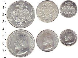 Изображение Наборы монет Кипр Кипр 1974 1974 Серебро UNC-