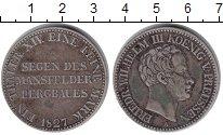 Изображение Монеты Пруссия 1 талер 1827 Серебро XF-