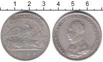 Изображение Монеты Пруссия 1 талер 1818 Серебро XF