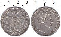 Изображение Монеты Брауншвайг-Вольфенбюттель 1 талер 1858 Серебро XF