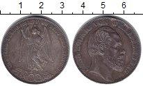 Изображение Монеты Вюртемберг 1 талер 1871 Серебро XF Карл I.Победа во Фра