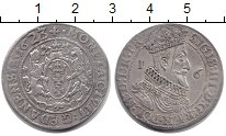 Изображение Монеты Данциг 1 орт 1623 Серебро VF Сигизмунд III