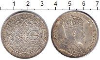 Изображение Монеты Стрейтс-Сеттльмент 1 доллар 1907 Серебро XF
