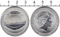 Изображение Монеты Австралия 10 долларов 1998 Серебро Proof- Елизавета II. Крикет