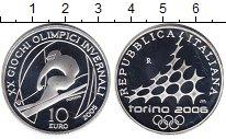 Изображение Монеты Италия 10 евро 2005 Серебро Proof-