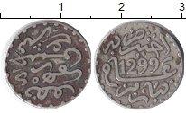 Изображение Монеты Марокко Марокко 1882 Серебро XF