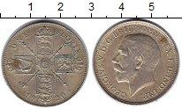 Изображение Монеты Великобритания 1 флорин 1920 Серебро XF