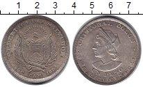 Изображение Монеты Сальвадор 1 песо 1894 Серебро XF