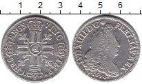 Изображение Монеты Франция 1/2 экю 1690 Серебро XF-