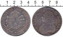 Изображение Монеты Франция 1 экю 1790 Серебро VF