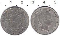 Изображение Монеты Австрия 20 крейцеров 1848 Серебро VF