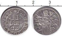Изображение Монеты Брауншвайг-Люнебург-Каленберг-Ганновер 2 гроша 1676 Серебро XF Иоганн Фридрих