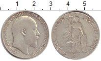 Изображение Монеты Великобритания 1 флорин 1908 Серебро VF