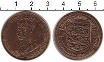 Изображение Монеты Остров Джерси 1/12 шиллинга 1923 Медь XF