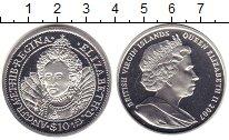 Изображение Монеты Виргинские острова 10 долларов 2007 Серебро XF