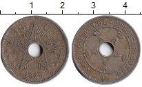 Изображение Монеты Бельгийское Конго 10 сантимов 1928 Медно-никель XF