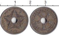 Изображение Монеты Бельгийское Конго 5 сентим 1911 Медно-никель XF
