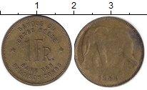 Изображение Монеты  1 франк 1944  XF