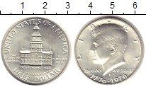 Изображение Монеты США 1/2 доллара 1976 Серебро XF