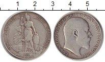 Изображение Монеты Великобритания 1 флорин 1904 Серебро VF