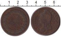 Изображение Монеты Франция 1 десим 0 Бронза VF