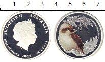 Изображение Монеты Австралия 50 центов 2012 Серебро Proof Елизавета II. Австра