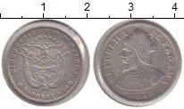 Изображение Монеты Панама 5 сентесим 1904 Серебро VF