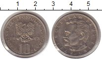 Изображение Монеты Польша 10 злотых 1983 Медно-никель XF