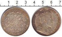Изображение Монеты Стрейтс-Сеттльмент 1 доллар 1907 Серебро UNC-