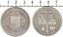 Изображение Монеты Румыния 100 лей 1999 Серебро Proof-