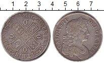 Изображение Монеты Великобритания 1 крона 1677 Серебро VF