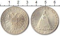Изображение Монеты Австрия 5 шиллингов 1935 Серебро UNC-