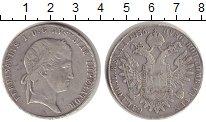 Изображение Монеты Австрия 1 талер 1836 Серебро XF Император Фердинанд