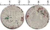Изображение Монеты Брауншвайг-Вольфенбюттель 4 гроша 1704 Серебро VF Антон Ульрих