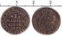 Изображение Монеты Брауншвайг-Люнебург-Каленберг-Ганновер 1 грош 1771 Серебро VF