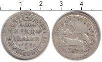 Изображение Монеты Брауншвайг-Вольфенбюттель 1/12 талера 1695 Серебро VF Антон Ульрих