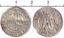 Изображение Монеты Брауншвайг-Вольфенбюттель 2 гроша 1656 Серебро VF