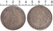 Изображение Монеты Зальцбург 1 талер 1580 Серебро XF