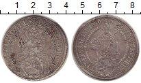 Изображение Монеты Зальцбург 1 талер 1639 Серебро VF