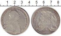 Изображение Монеты Баден 1 талер 1765 Серебро XF Карл Фридрих