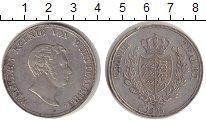 Изображение Монеты Вюртемберг 1 талер 1825 Серебро XF Вильгельм.