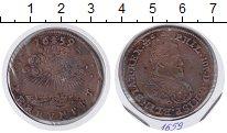 Изображение Монеты Нидерланды жетон 1659 Медь VF Филипп IV