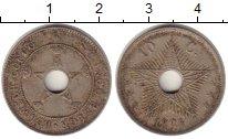 Изображение Монеты Бельгийское Конго 10 сантимов 1924 Медно-никель XF
