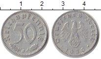 Изображение Монеты Третий Рейх 50 пфеннигов 1939 Алюминий XF