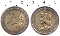 Изображение Монеты Монако 2 евро 2012 Биметалл XF 500 лет Независимост