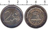 Изображение Монеты Бельгия 2 евро 2007 Биметалл UNC